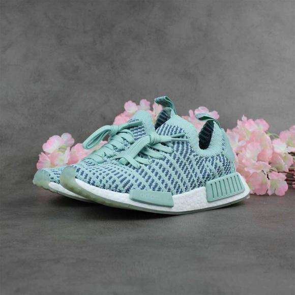adidas Shoes - ADIDAS NMD R1 STLT PRIMEKNIT e3930d456